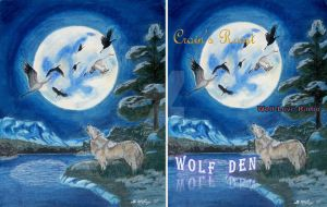 Wolf Den by WindSong83