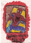 THE SPECTACULAR SPIDER MAN by Bluedragon85