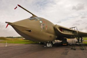 Handley Page Victor - Yorkshire Air Museum by PhilsPictures