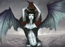 Succubus by phomax