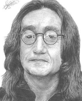 John Lennon by phendrana