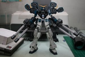 Gundam HeavyArms Custom by kisap-mata