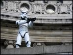 Stormtrooper in London by AndreasServan