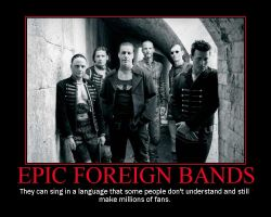EPIC Foreign Bands by ZlayaHozyayka