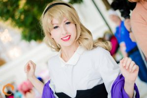 Briar Rose: Katsucon 2014 hall photo by BloodyCoffee