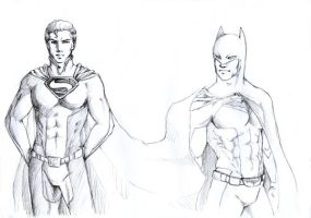 DC-scetches by Masayoshi220