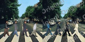 Abbey Road edit by pollo12321