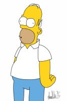Homer by TheIransonic