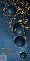 Xmas Card Design 24 by CoolDiamond