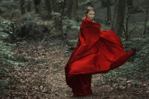 Little Red Riding Hood V by iKate