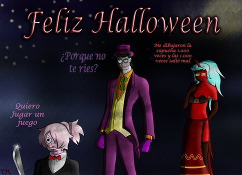 Feliz Halloween 2016 by themirator