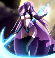 (Contest) Lunar Mage by PoI-Frontier