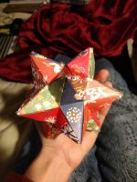 Lesser Stellated Dodecahedron, complete by lyzardcraft