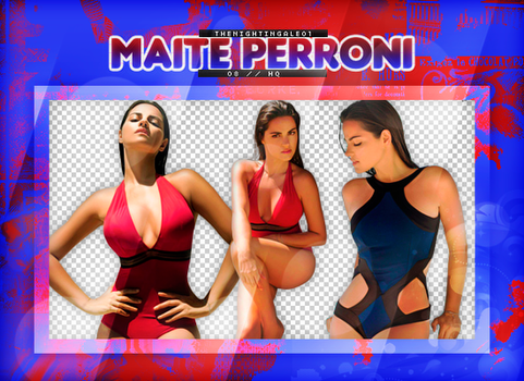 Maite Perroni - Pack Png #16 by TheNightingale01