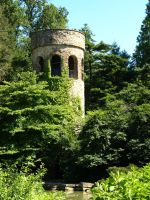 Chimes Tower 8 by Dracoart-Stock