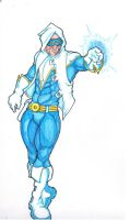DC Revolt: Captain Cold by FrischDVH