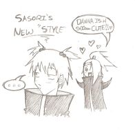 SasoDei: New Style by ShinobiFaye