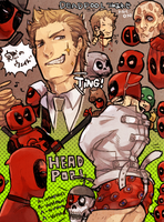 Deadpool by kgc030