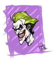 Joker by GuilleJoK