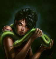 Snake by CrackBag