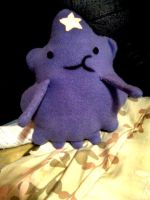 Lumpy Space Princess(LSP) Plush by Catzrock24