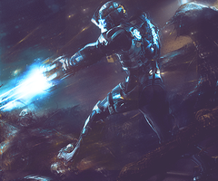 Dead Space 2 Tag by CloneByDesign