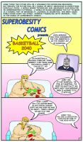 Superobesity Comics Page 1 by ScareGlow