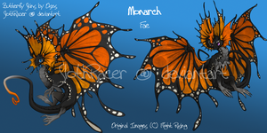 Fae Monarch Skins by SlothRacer