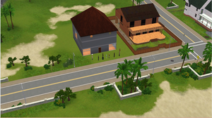 my attempt at a mansion.... by Acuz001