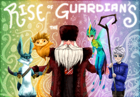 + Rise of the Guardians + by Koyo-Adorkabowl