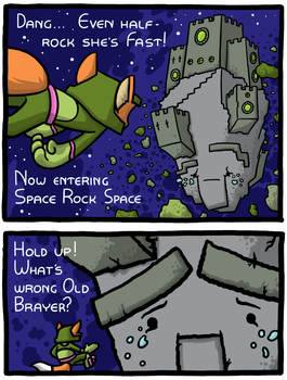 Spacefox Page 10 by Starflier