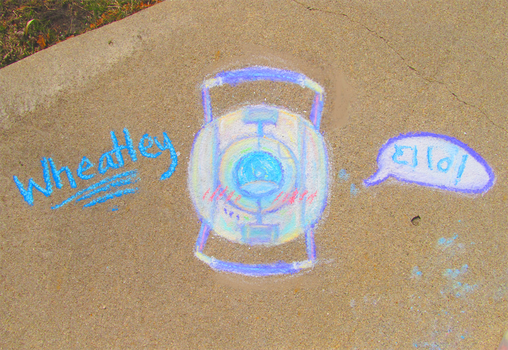 Chalk Wheatley by Creativegreenbeans