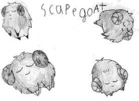 scapegoat by inuyasha666hiei