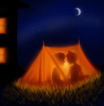 Tent Date by Areyouonfireyet