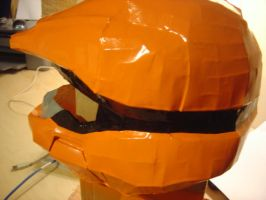 Real Scout Helm Back Painted by GhettoMole