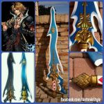 Ultima Weapon Tidus by Style85