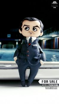 Moriarty by Monicmon