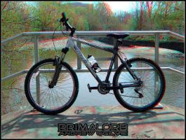 3D Mountain Bike by PrimalOrB