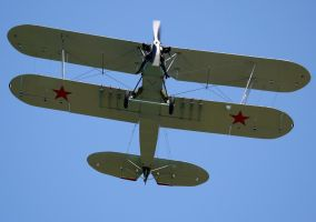 Polikarpov Po-2 Flyby by shelbs2