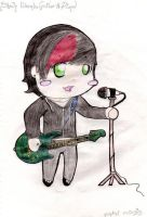 Shawn Milke by Melancholy-Puppet