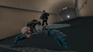 Gmod: Stairs... by TheMedicWarlord