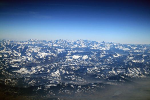 The Alps by T6nnnu