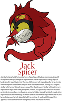 Jack Spicer: Ghost Vers. 1 by mrwaffless