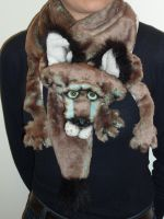 'Fox Foxtrot'  - my new scarf by mellisea