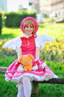 Card Captor Sakura cosplay by Sandman-AC