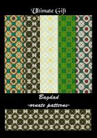 Bagdad - ornate patterns - by ultimategift