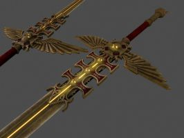 Empire Longsword by InsanitySorrow