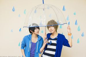 Free!: Rainy Day by arisatou