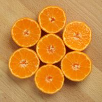 Sliced Clementines by froggynaan