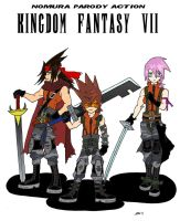 Kingdom Fantasy VII by monjava